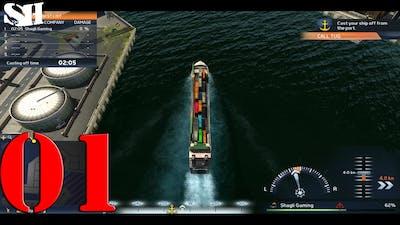 TransOcean - The Shipping Company - [Pravimo kompaniju] ep. 01 (Srpski Gameplay) 2014