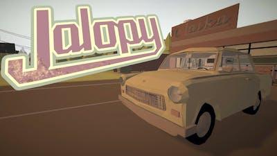 Sloppy Jalopy #ep1