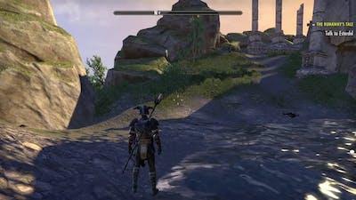 Elder Scrolls online - Just a normal quiet gameplay //Summerset DLC, Day 1