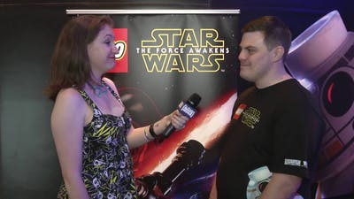 LEGO Star Wars: The Force Awakens - Interview with TT Fusion [SE4 EP20 2/4]