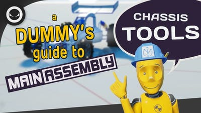 A Dummy's guide to Main Assembly - Chassis Tools