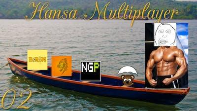 Let's Play Crusader Kings II Multiplayer 2 Handsome Hanseatic Hustlers