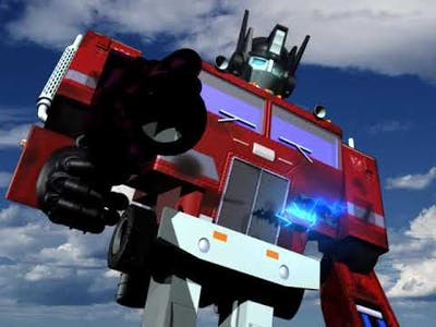 The Touch: TransFormers Fan Film Project