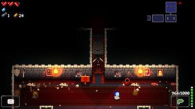 Enter the Gungeon - An Excellent pixel sprtite game