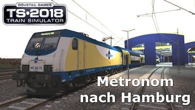 Train Simulator | Metronom | ME 146 | Hamburg - Hannover | Addon | Railworks