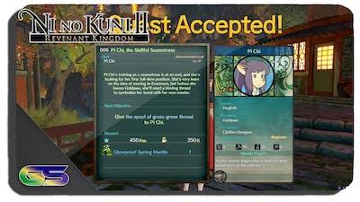 Ni no Kuni II Revenant Kingdom Citizen Pi Chi Location