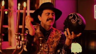 Nosediving Into The Night -Gabriel Moreno-