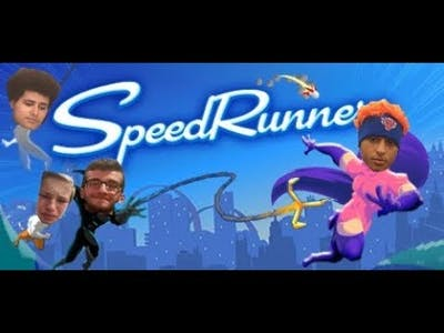 Speedrunners - THIS GAME IS CRAZY