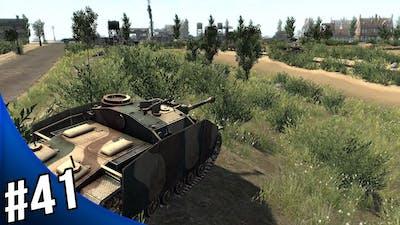 Men of War Assault Squad 2 - German Campaign Walkthrough - Caen Outskirts 1/3