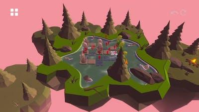 Knight's Retreat gameplay level 48 - 60