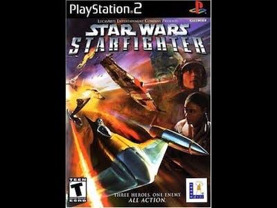 Star Wars Starfighter - All Bonus Objectives - Mission 2