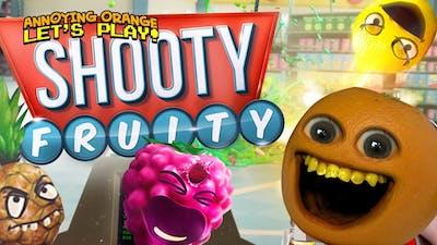 SHOOTY FRUITY (VR FRUITSPLOSION!!!) [Annoying Orange Plays]