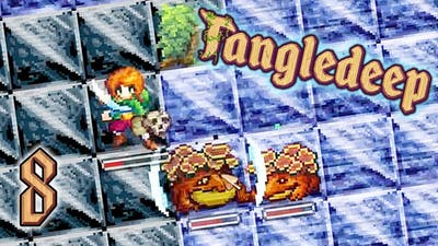 Tangledeep (Part 8) - Wrecking a Dream King [PC Gameplay, v1.24]