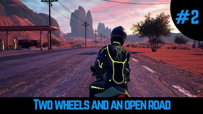 Moto racer 4 #2 Two wheels and an open road