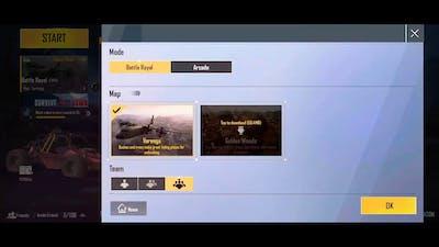 New M416 sun upgrade snik game play 😍🥰🤩