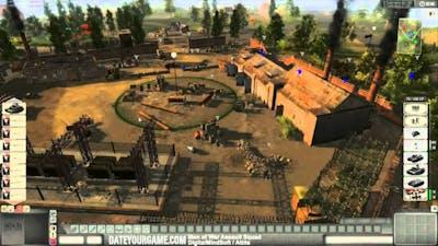 Men of War Assault Squad Multiplayer Gameplay