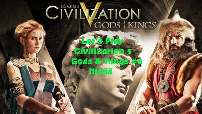 Let's Play Sid Meier's Civilization 5 - Gods and Kings #6 Nicäa | Deutsch HD FrostgrimUnlimited