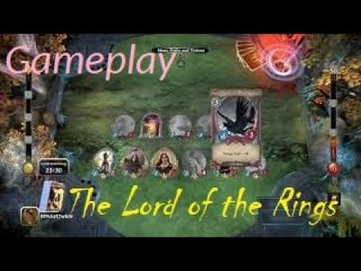 The Lord of the Rings - Adventure Card Gameplay