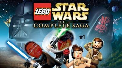 Travin Games - LEGO Star Wars: The Complete Saga - E1 - We're Jedis!
