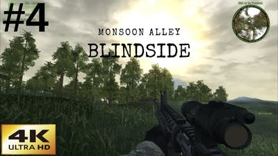 Delta Force Xtreme 2   Classic Games In 4K   Monsoon Alley   Blindside   Mission 4