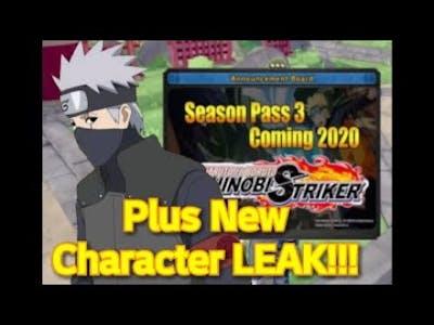 S3 CONFIRMED Plus NEW CHARACTER LEAK!!!
