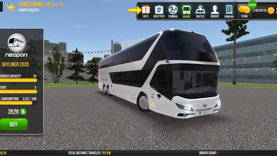 Bus Simulator Ultimate Austria map and new bus // Please subscribe to my channel 🙏🙏🙏