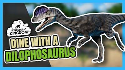 Dilophosaurus Habitat Speed Build | Prehistoric Kingdom Alpha