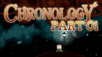 Chronology — Part 1 — Time for a New Adventure!