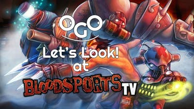 Let's Look!: Blood Sports TV