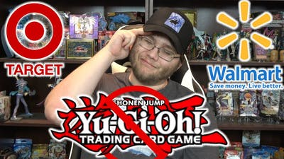 Yu-Gi-Oh! TCG in Trouble? Target & Walmart to Stop Selling Some Card Games!