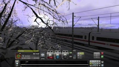 | Train Simulator 2014 | Hamburg to Hanover Part Two.