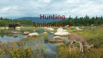 Hunting unlimited 3 - Deer hunting in Maine