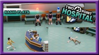 """Two Point Hospital - """"Pan-demic"""""""