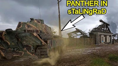 Stalingrad 1942 BUT With PANTHERS - Hell Let Loose Memes