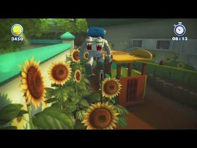 rush a disney pixar adventure part four