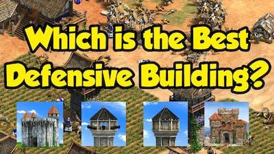 Best Defensive Building