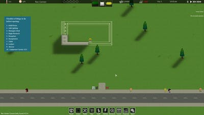 Rec Center Tycoon Gameplay (PC Game)