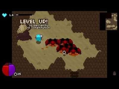 """Play Until I Die"" - Bit Dungeon II"
