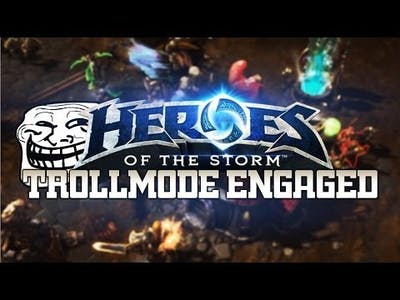 TROLL-MODE Engaged : Heroes of the Storm - Exploiting the Demolitionist talent with friends