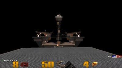 Quake III Arena - Walkthrough - Nightmare - Tier 6