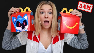 Don't Get a Sonic.EXE Happy Meal at 3AM!