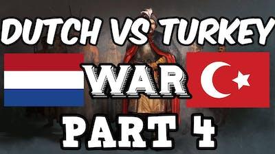 Cossacks 3 - Netherlands VS Turkey WAR - Part 4