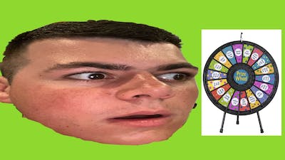 WACKY WHEEL OF GAMES part one