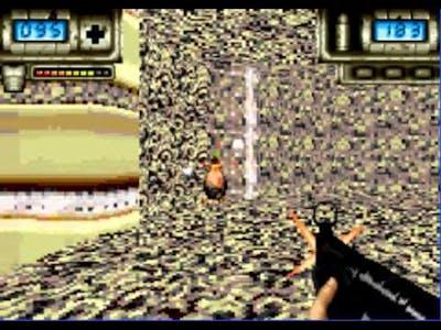 Lets play Duke nukem advance (Very Hard) part 8: Killing eggs