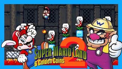 SML2's Wario's Castle Remade in Super Mario Maker 2