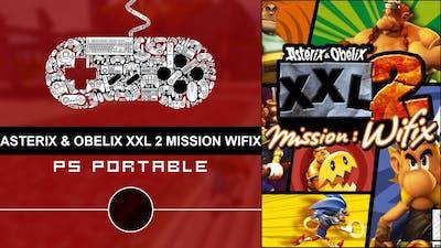 Asterix & Obelix XXL 2: Mission: Wifix - Gameplay - PlayStation Portable