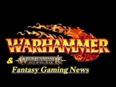 Warhammer Fantasy Gaming News 90 - Tempestfall, W2 Mods, Chaos Rising Film & mehr