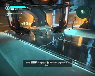 Tron Evolution Gameplay HD