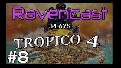 Tropico 4 - Episode 8 - Nulclear Testing Saves the Day!