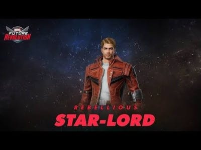 Star Lord Story Marvel Future Revolution Android Game Cool😉Boy Gaming🎮 2021